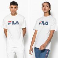 Fila Tshirt weiß mit Logo