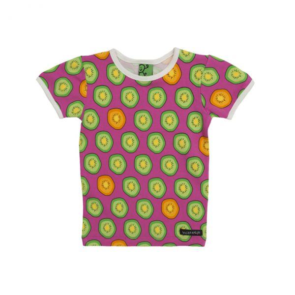 VILLERVALLA T-shirt Rasberry