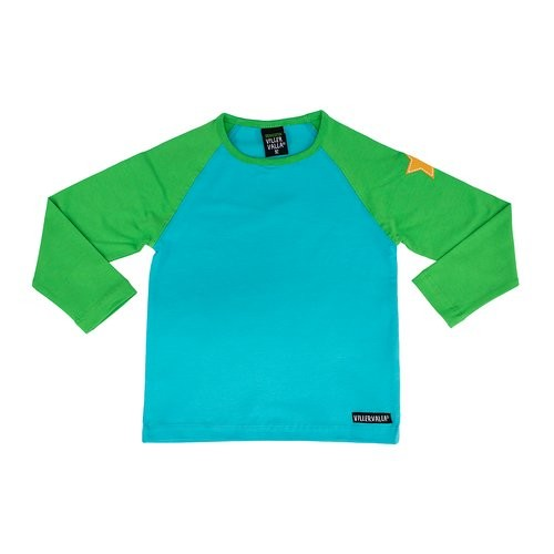 Villervalla Tshirt reef/pea