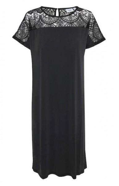 Saint Tropez Kleid schwarz