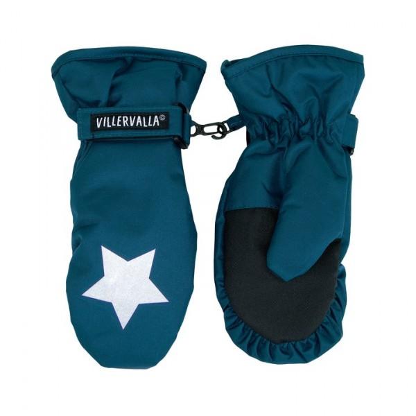 Villervalla wasserfeste Handschuhe marine