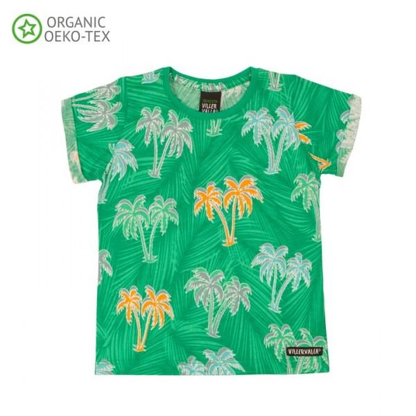 Villervalla Kurzarm T-shirt parakeet