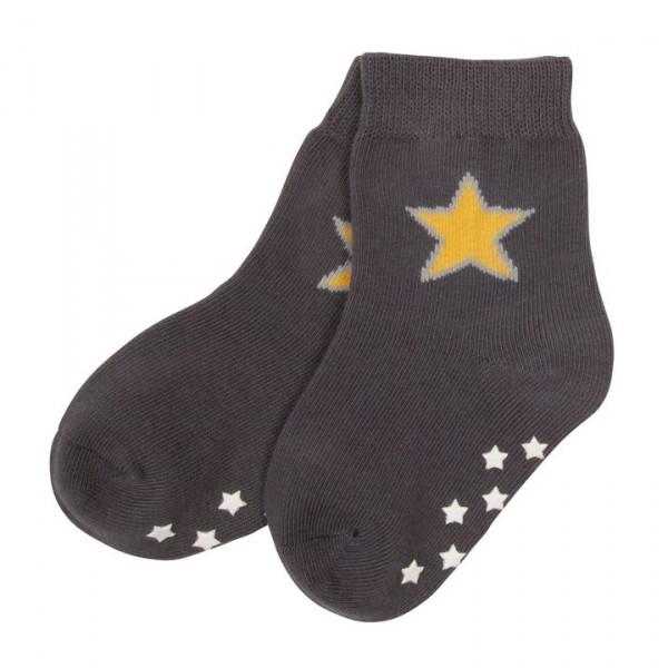 Villervalla Anti-slip Socken storm