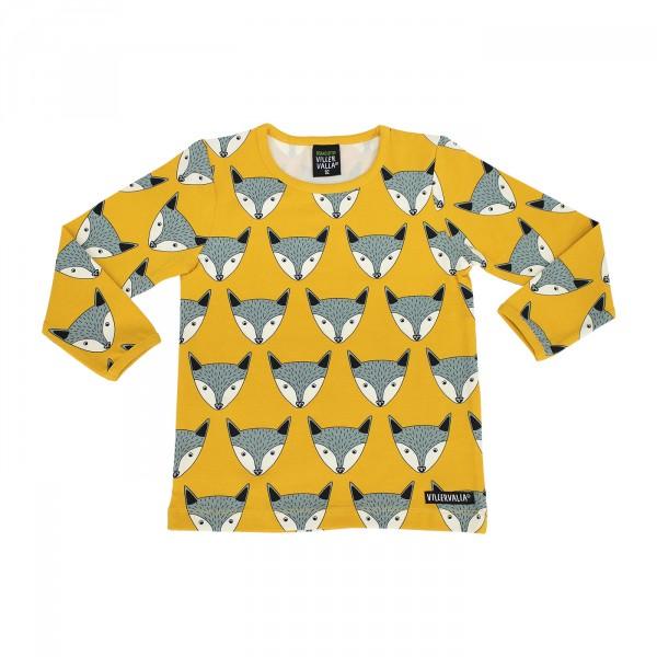 Villervalla Tshirt saffron