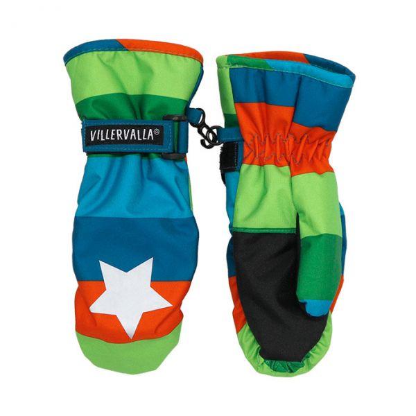 Villervalla Waterproof (8000mm) glove with fleece lining alaska Größe 11-12 Jahre
