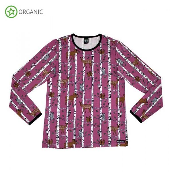 Villervalla langärmliges Tshirt für Erwachsene smoothie