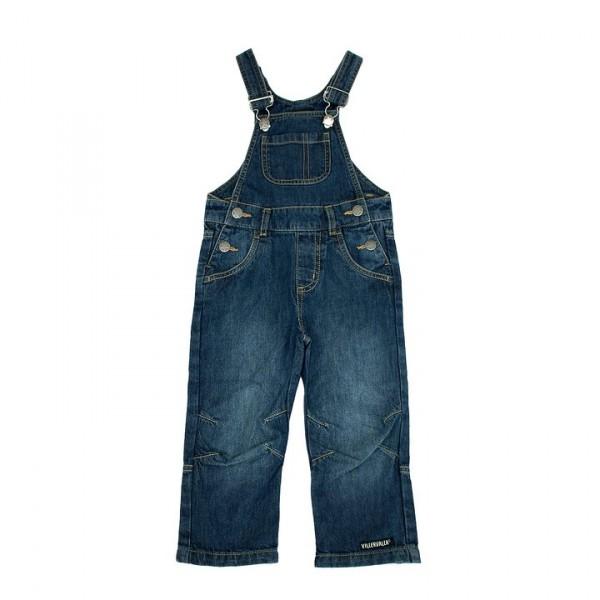 Villervalla Jeans Latzhose midnight wash