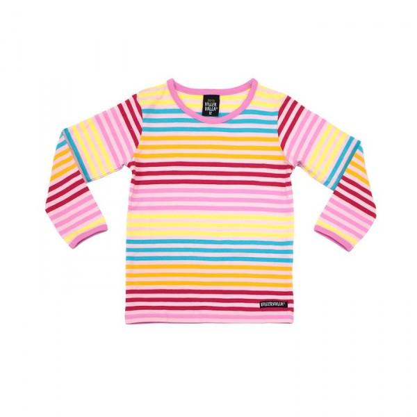 Villervalla langärmliges T-shirt blossom