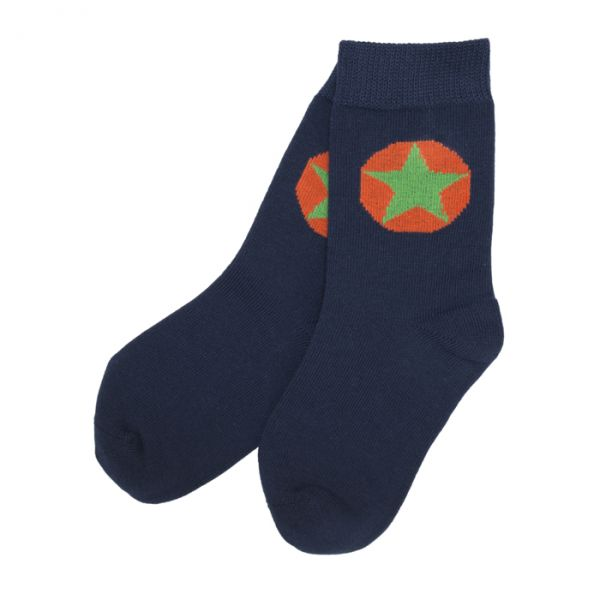 VILLERVALLA Socks Navy