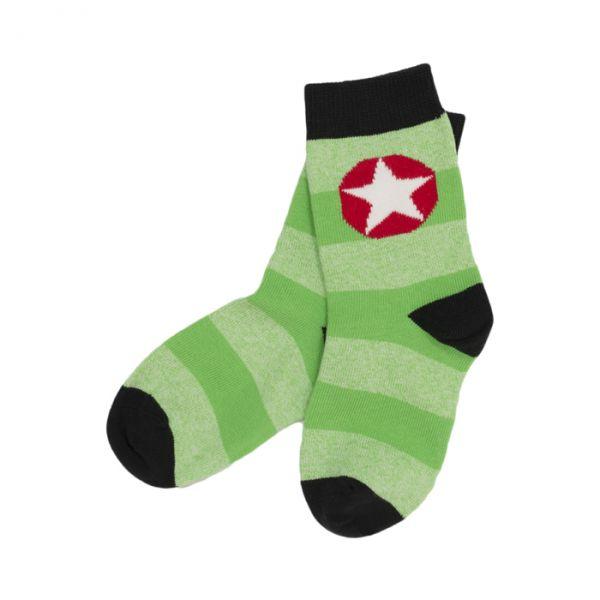 VILLERVALLA Socks Avocado
