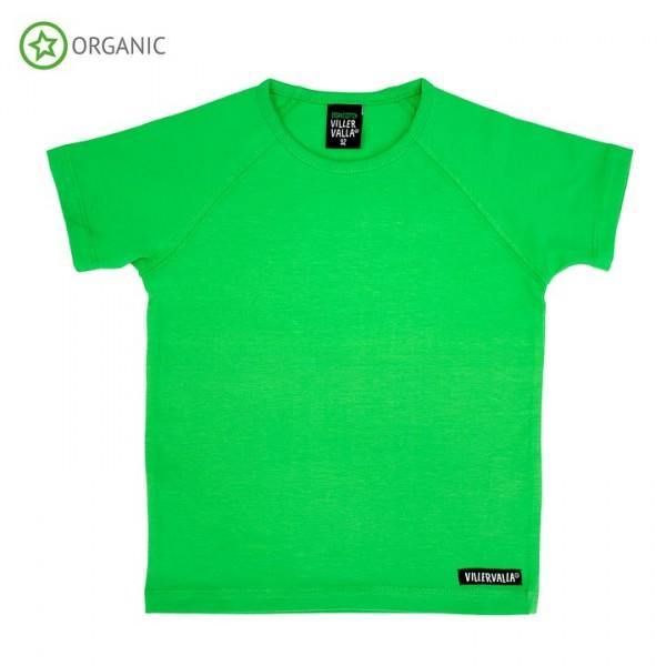 Villervalla kurzärmliges T-shirt pea