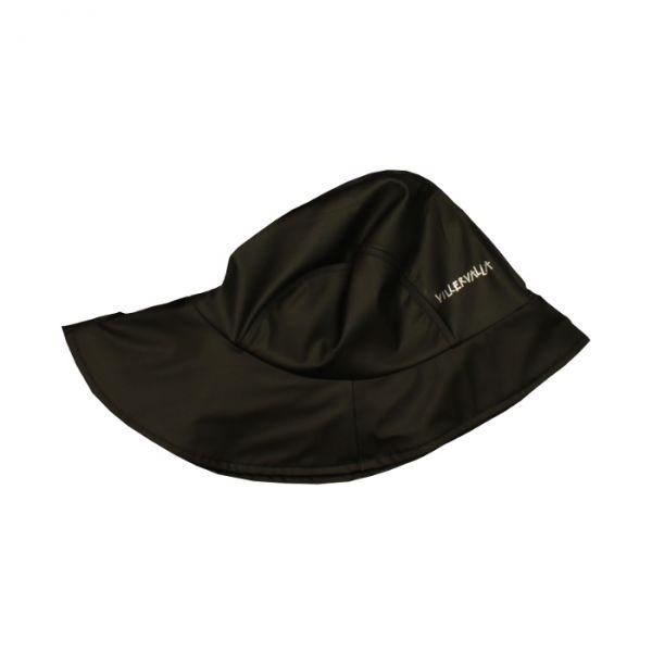 VILLERVALLA rain hat BLACK