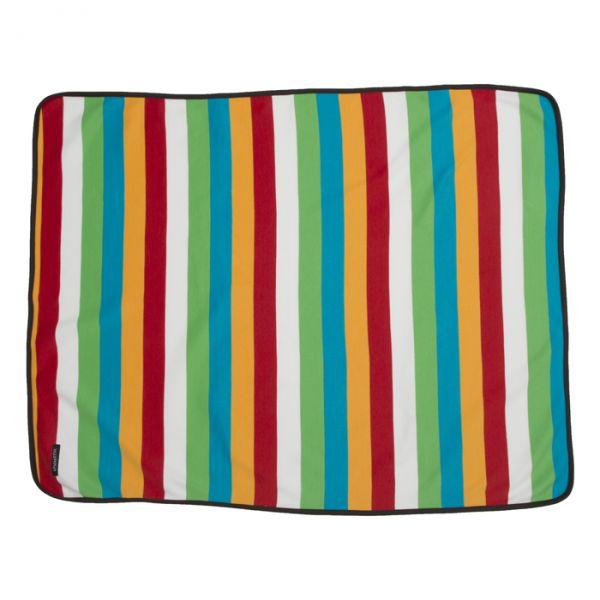 VILLERVALLA Tricot blanket SPRING – Größe: one size