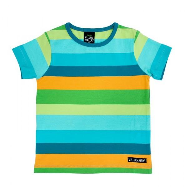 Villervalla kurzärmliges T-shirt bondi