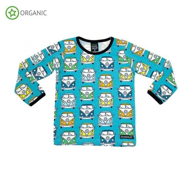 Villervalla langärmliges T-shirt riviera
