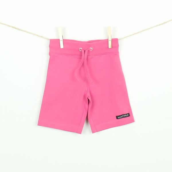 VILLERVALLA shorts RASPBERRY