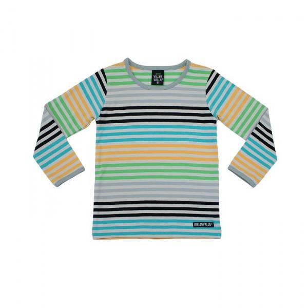 Villervalla langärmliges T-shirt urban