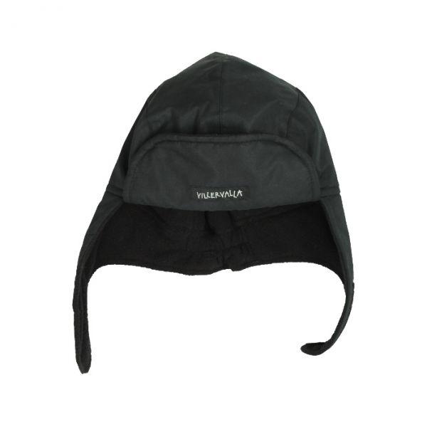 VILLERVALLA winter hat BLACK