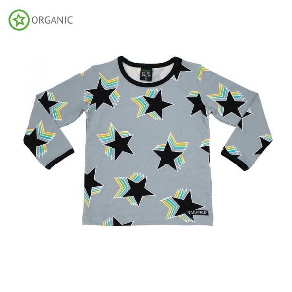 Villervalla langärmliges T-shirt breeze