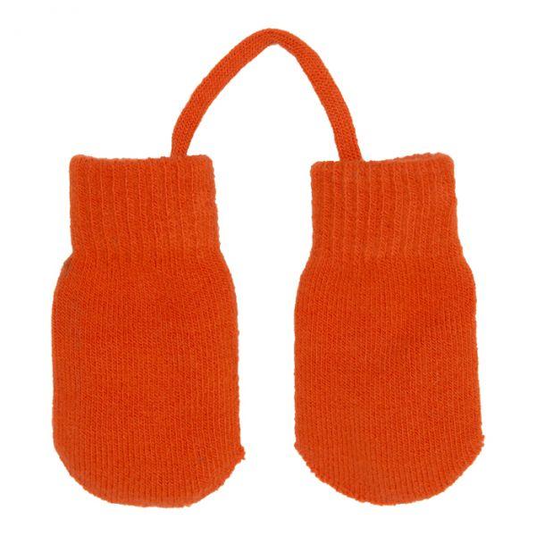 VILLERVALLA Baby Glove ORANGE Baby Glove – Größe 0-1 Jahre