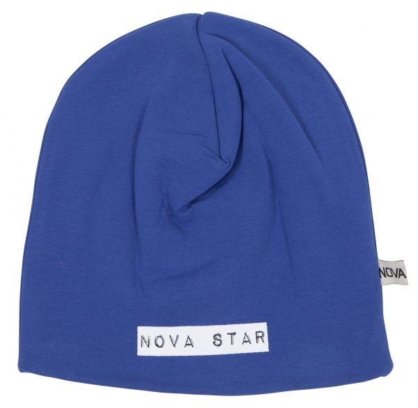 NOVA STAR Mütze blue