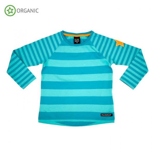 Villervalla langärmliges T-shirt reef