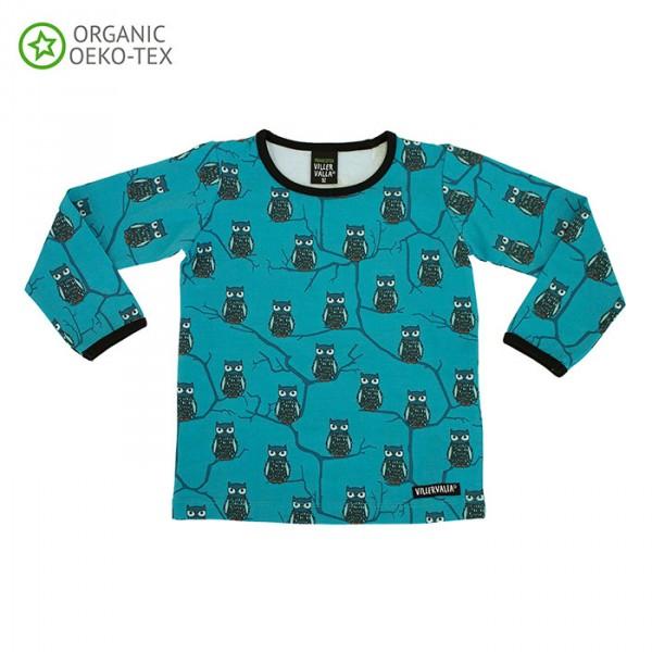Villervalla Soft long sleeved tricot t-shirt mosaic